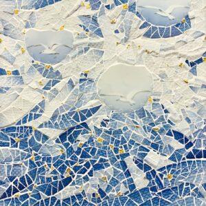 Mågestellet mosaik